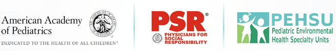 American Academy of Pediatrics, Physicians for Social Responsibility, Pediatric Environmental Health Specialty Unit